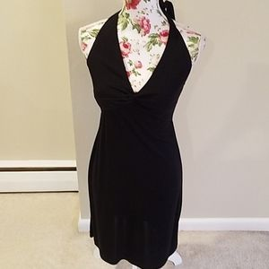 SP bcbgmaxtira little black dress